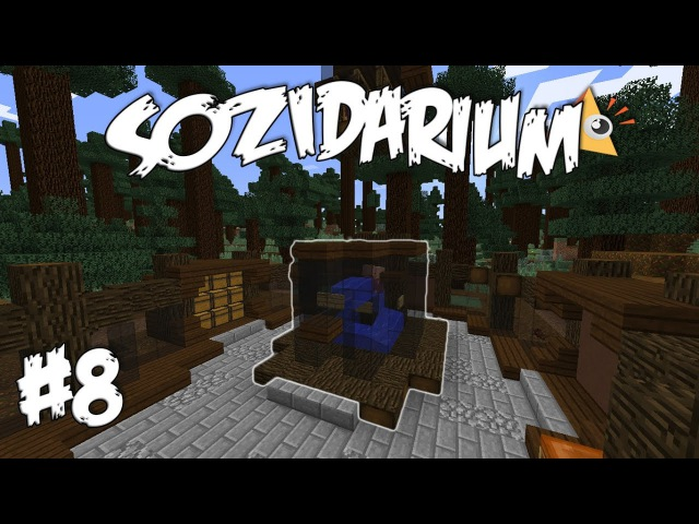 Sozidarium SMP - Episode 8: Ферма носатых