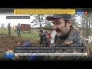 Новости на «Россия 24» • Сезон • Житель Якутии откопал на картофельном поле редкого мамонта