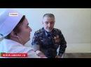 Новости • Сотрудники полиции Чечни проходят профилактический медосмотр