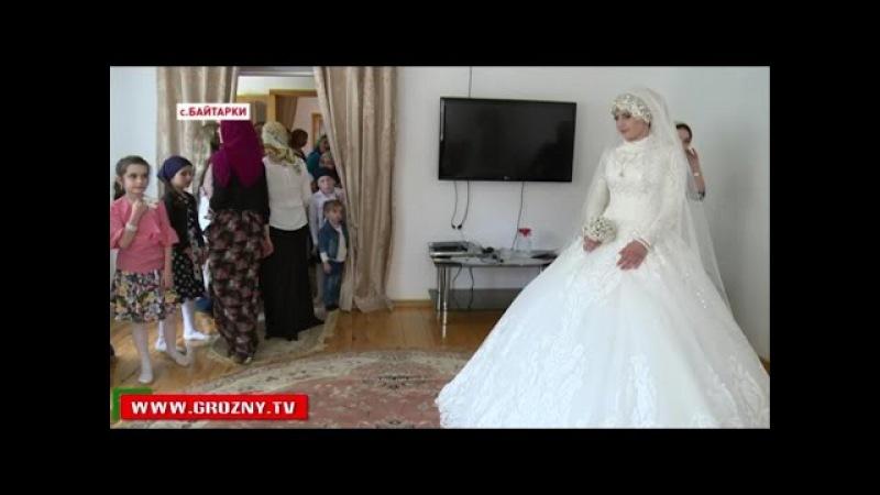 Новости • Свадьба тысячелетия состоялась. В ЗАГСе Грозного зарегистрирован брак Н.Гучигова и Л.Гойлабиевой