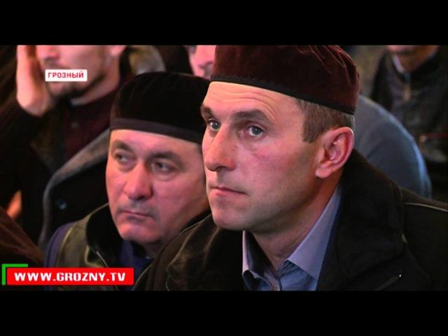 Новости • Вандалы предстали перед жителями Грозного и Аргуна