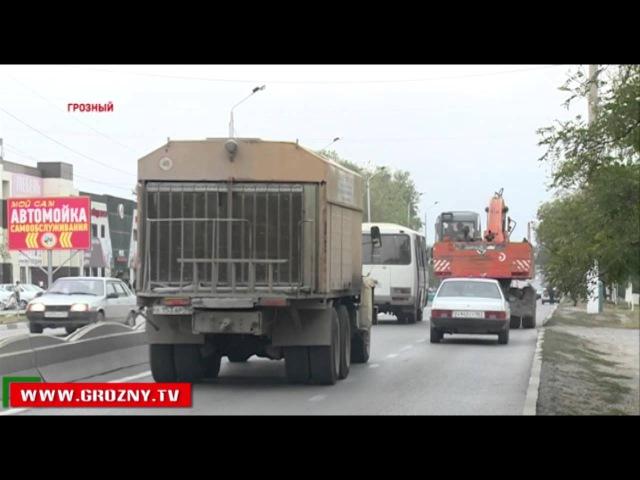 Новости • 6-летний ребенок стал жертвой ДТП в Старопромысловском районе Грозного