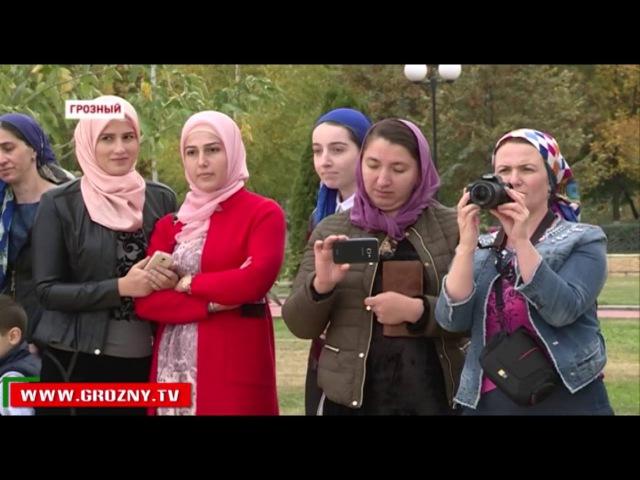 Новости • Первокурсники Грозненского военного училища дали торжественное обещание служить закону и порядку