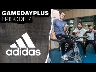 Гарет Бейл, S3 фристайлеры -- Gamedayplus 2016/17 Седьмая серия -- adidas Football