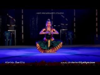 Sridevi Nrithyalaya - Bharatanatyam Dance - Siva Panchakshara Sthuthi Full length LIVE video