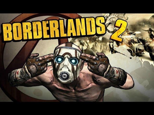 Borderlands 2 - ОТРЯД УБИЙЦ, ИСКАТЕЛИ СОКРОВИЩ (16)