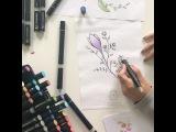 Маркеры Хамелеон Chameleon Color Tones Pens