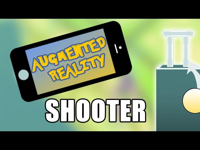 AR Shooter • 04 • Augmented Reality (Vuforia) [Tutorial][C]