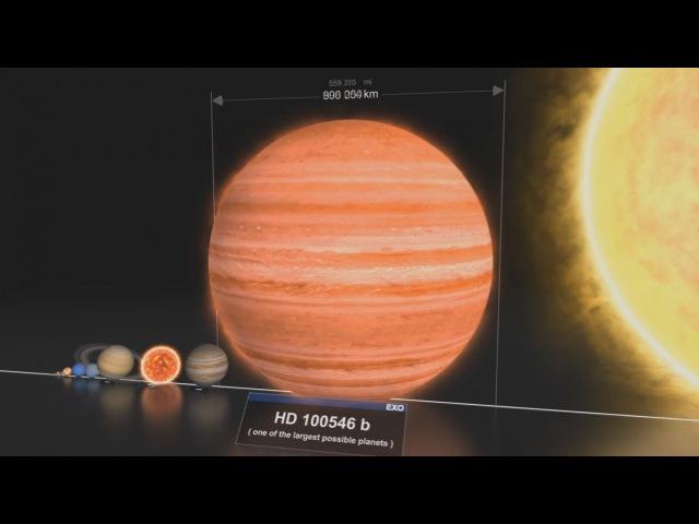 6 minutes pour voir la taille de l'Univers...