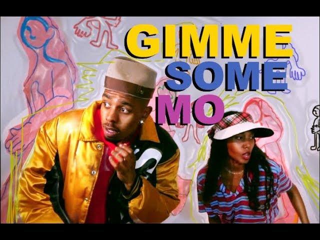 Busta Rhymes - Gimme Some more   Shay Latukolan x Marlou Fernanda