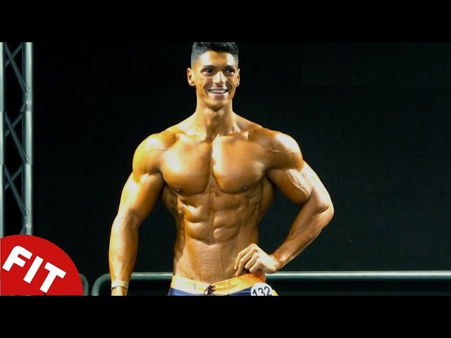AMAZING 20 YR OLD ANDREI DEIU TAKES MUSCLE TITLE