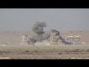 Война в Сирии Дейр эз-Зор, 11 сент. 2017