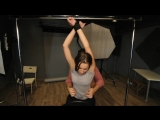 Щекотка челлендж с Мариной   (Tickling challenge with Marina)