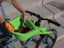 Установка велокресла iBert