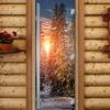 Двери для бани и сауны DoorWood