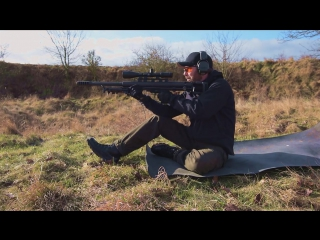 Датская сверхкомпактная снайперская винтовка CSR-50