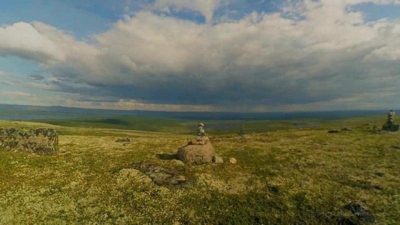 Мурманск. Лисья гора