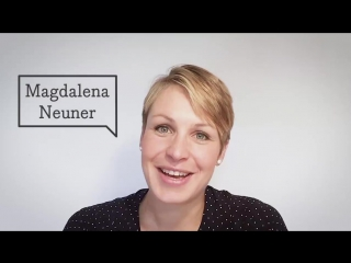 Магдалена Хольцер (Нойнер), октябрь 2016