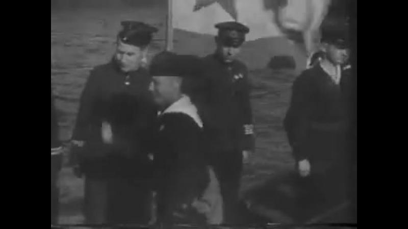Союзкиножурнал №57 июль 1942