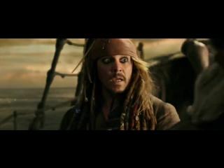 Новый трейлер №2 Пираты Карибского моря: Мертвецы не рассказывают сказки 2017