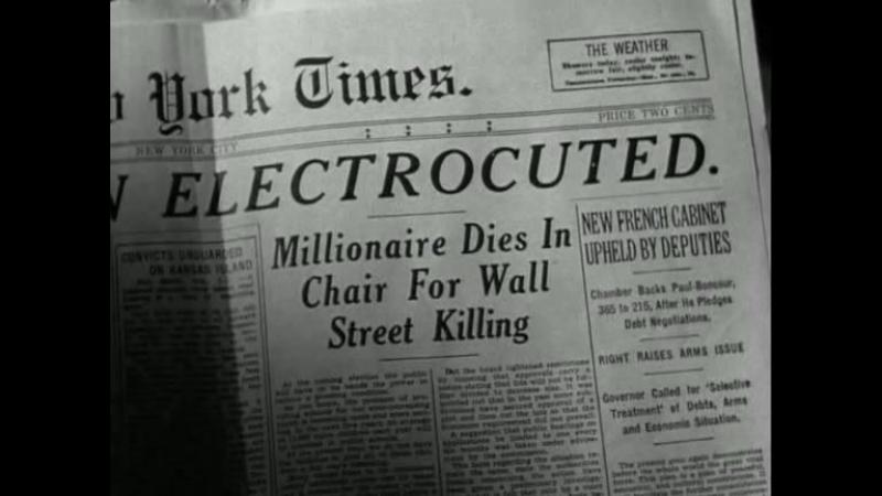 Идеальное преступление / The Perfect Crime (1957) (Альфред Хичкок представляет / Alfred Hitchcock Presents / Сезон 3 /Эпизод 3).