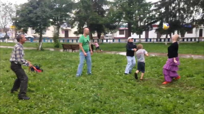 Волейбол в Болхове, 25.06.2017