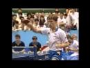 Разнообразие подач в настольном теннисе