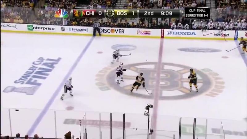 Stanley Cup 2013 game 3 Chicago Blackhawks-Boston Bruins