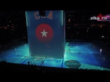 Предматчевое шоу СКА-ЦСКА 2017