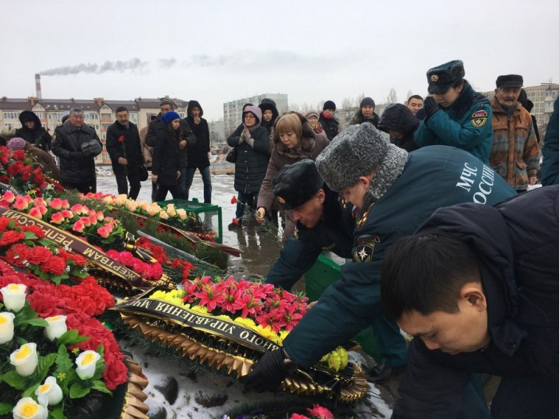День памяти и скорби калмыцкого народа