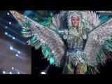 Топ-12 лучших народных костюмов на Мисс Вселенная поразят вас своим творчеством