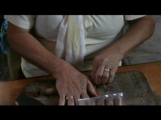 Изготовление сигар на Кубе