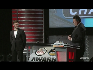 2016 NASCAR XFINITY & Camping World Truck Series Awards