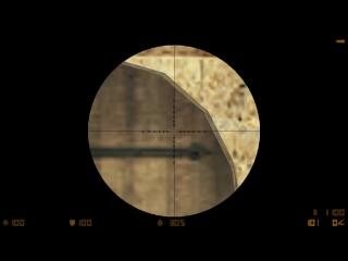 de_dust2_2x2 прострелы часть 2