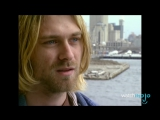 One of Kurt Cobains Final Interviews - Incl. Extremely Rare Footage
