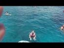 Первый раз на большой глубине.Кипр 2017 г.