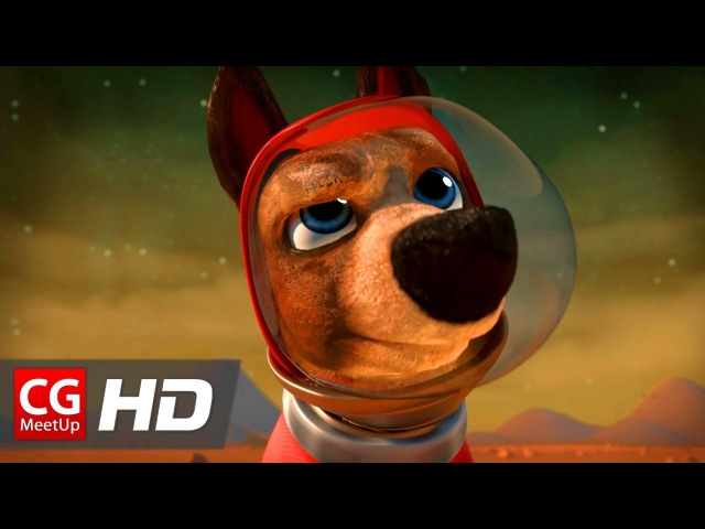 CGI Animated Short Film Laika and Rover by Lauren Mayhew | CGMeetup