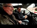 Камиль Ларин и его чёрный-чёрный BMW X5