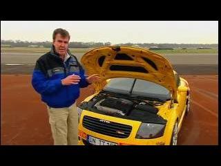 Top Gear (Audi TT Bimoto, BMW X5,Lotus Esprit, Range Rover, Toyota Land Cruiser 100, TVR T350C)