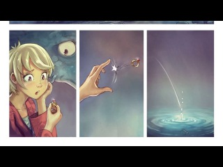 Tutorial - Create a Comic page from A to Z with the free software KRITA (Windows, Linux, Mac)