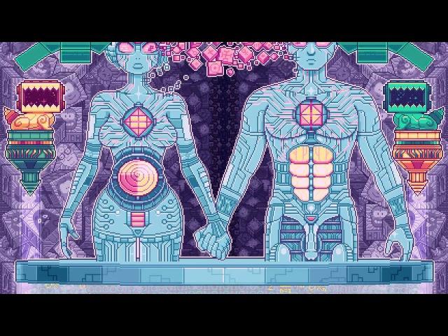 Pixel Art by Paul Robertson