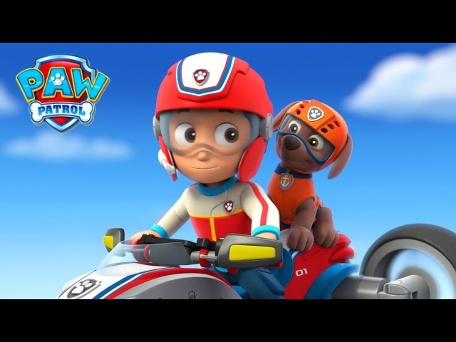 PAW PATROL EPISODES PUPS SAVE THE FRIENDS IN MISSION PAW e5