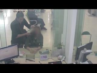 Сотрудник банка спас заложницу, предложив себя в качестве жертвы