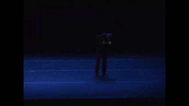 DANCE Benjamin Millepied in work by Andonis Foniadakis