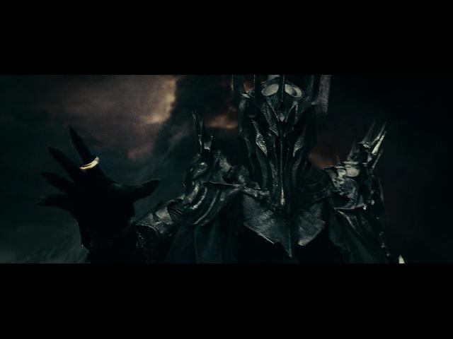 История Кольца. Падение Саурона. Властелин колец: Братство кольца.