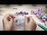 Размножение химер цветоносом и чашелисником
