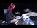 Whiplash and Caravan - HD Drum Cover By Devikah