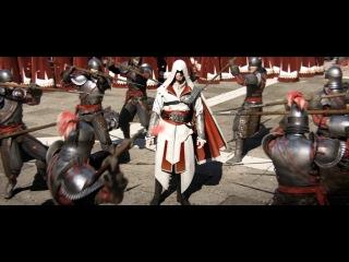 Assassin's Creed: Brotherhood (Братство Крови) - Кинематографический Трейлер E3 2010