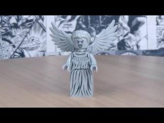 LEGO Ideas 21304 Doctor Who - Обзор ЛЕГО