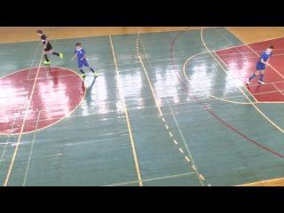 Мини-футбол 2005 г.р. 3 тур. ДЮСШ НН 2007 2:0(1:0) Радий-Мыза (1 тайм)
